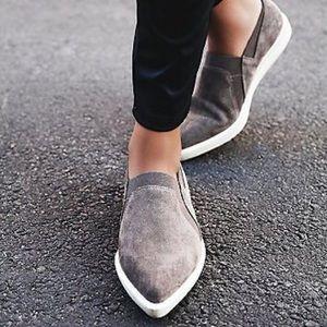 Free People Naya Sneakers - Grey 7.5